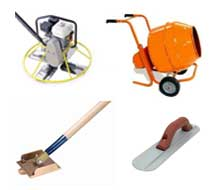 Concrete tool rentals in the Minneapolis metro area