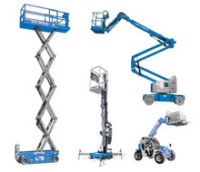 Forklift, boom lift, scissor lift, and aerial lift rentals in the Minneapolis metro area