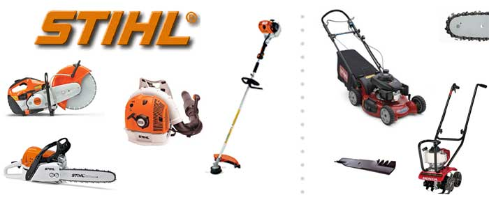 Stihl Equipment Dealer in Elk River MN | Small engine repair