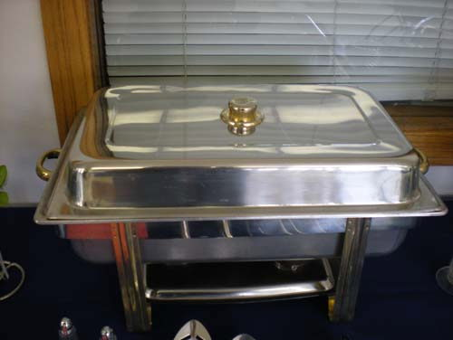 Chafer 8 Qt Polished Rentals Elk River Mn Where To Rent