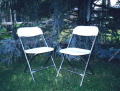 Used Equipment Sales CHAIRS, WHITE FOLDING in Elk River MN