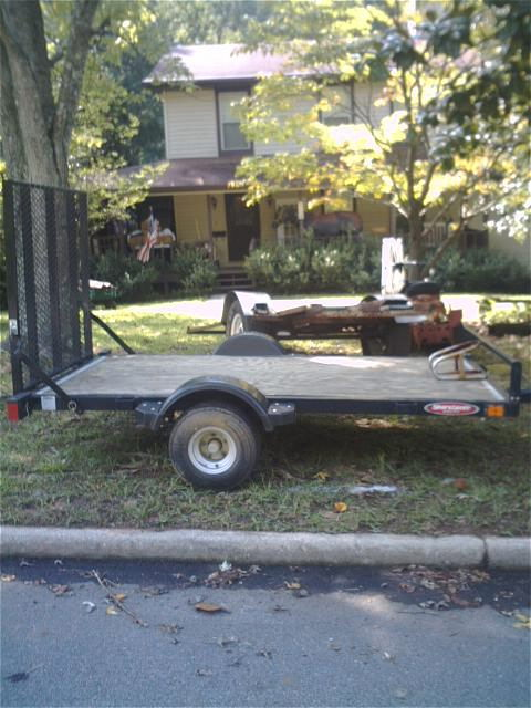Where to find TRAILER, TRENCHER TT1 in Elk River