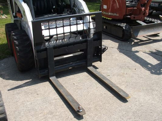 Where to find BOBCAT FORKS, PALLET SKID in Elk River