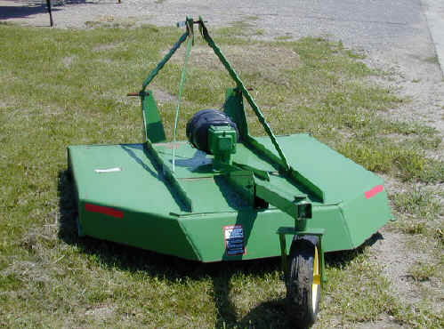 Where to find TRACTOR BRUSH MOWER in Elk River