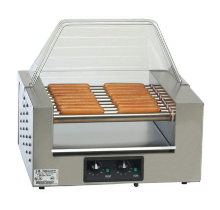 Where to find HOT DOG ROLLER GRILL 14 X15 in Elk River