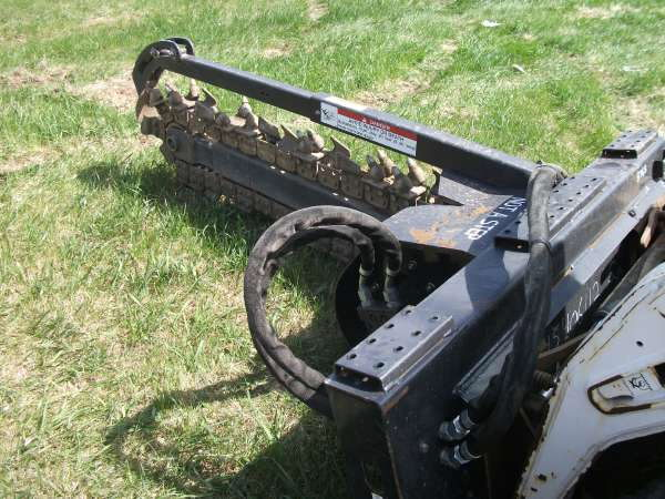 Where to find BOBCAT TRENCHER ATTACHMENT in Elk River