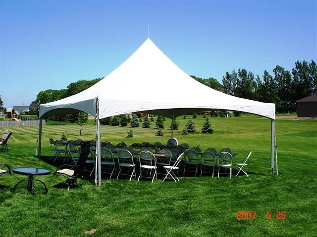Where to find TENT, FRAME 20  X 20  INSTALL in Elk River