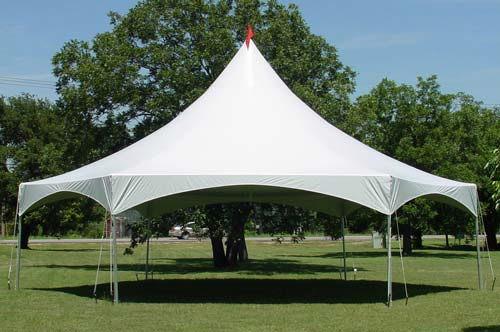 Tent Frame 40 Foot Hex Install Rentals Elk River Mn Where