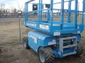 Rental store for GENIE SCISSOR LIFT 4X4 in Elk River MN