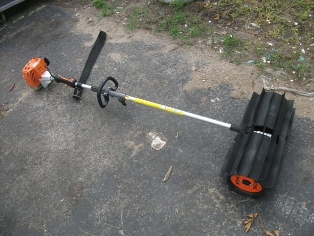 Sweeper Stihl Handheld Power Rentals Elk River Mn Where