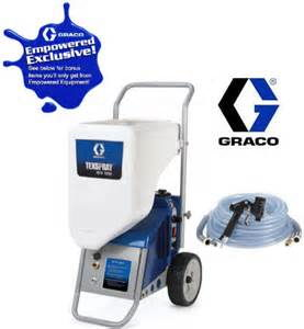 Where to find TEXTURE SPRAYER GRACO in Elk River