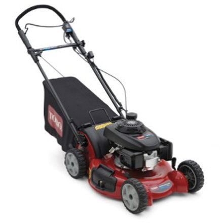 Where to find MOWER PUSH SELF PROPELED in Elk River