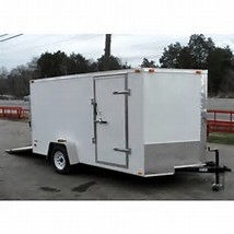 Where to find TRAILER 6X10 ENCLOSED in Elk River