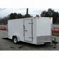 Rental store for TRAILER 6X10 ENCLOSED in Elk River MN