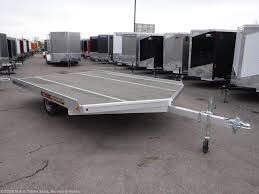 Where to find TRAILER SNOWMOBILE 8X12 in Elk River