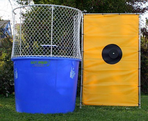 Where to find DUNK TANK in Elk River