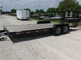 Where to find TRAILER  2 14FT 10,000. LBS in Elk River