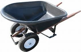 Where to find WHEEL BARROW 8 CUBIC FT. in Elk River