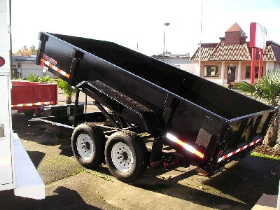 Where to find DUMP TRAILER 6X12 in Elk River