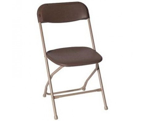 Where to find CHAIRS, BROWN FOLDING in Elk River