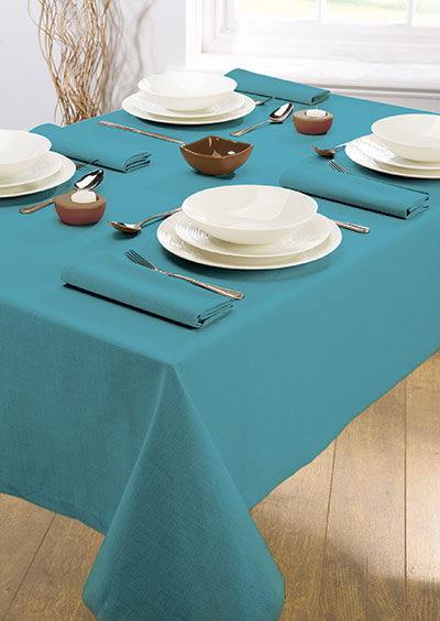 Linen Table Cloth 60x120 Teal Rentals Elk River Mn Where