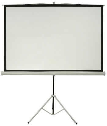 Where to find PROJECTION SCREEN, 60  X 60 in Elk River