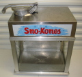 Rental store for SNO-KONE MACHINE W CART N in Elk River MN