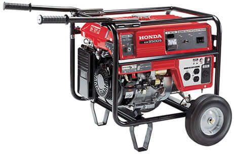 Where to find GENERATOR, 5000WATT,HONDA-PORT in Elk River