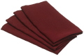Rental store for LINEN,TABLE CLOTH 60X120 BURGUNDY in Elk River MN