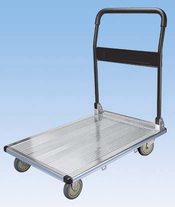 Platform cart rental