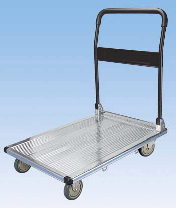 Dolly 30 inch x 5 foot flatbed 4 wheel cart rentals elk for Motorized trailer dolly rental